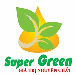 Super Green Peanut Oil